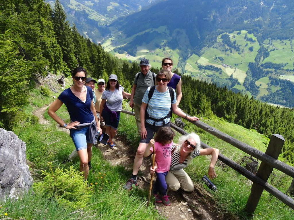 inhale the mountains retreat, Grossarl salzburgerland